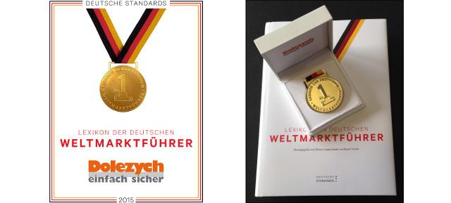 Neuauflage Lexikon der deutschen Weltmarktführer