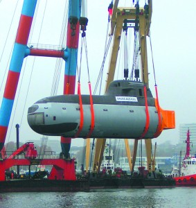 Rundschlinge-DoMega-U-Boot